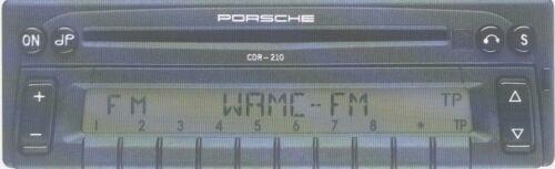 Cdr 210 Install In Process Done Rennlist Porsche Discussion